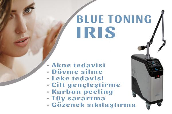 Iris Nd:Yağ Lazer