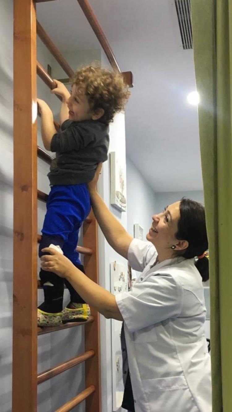 Pediatrik Fizyoterapi