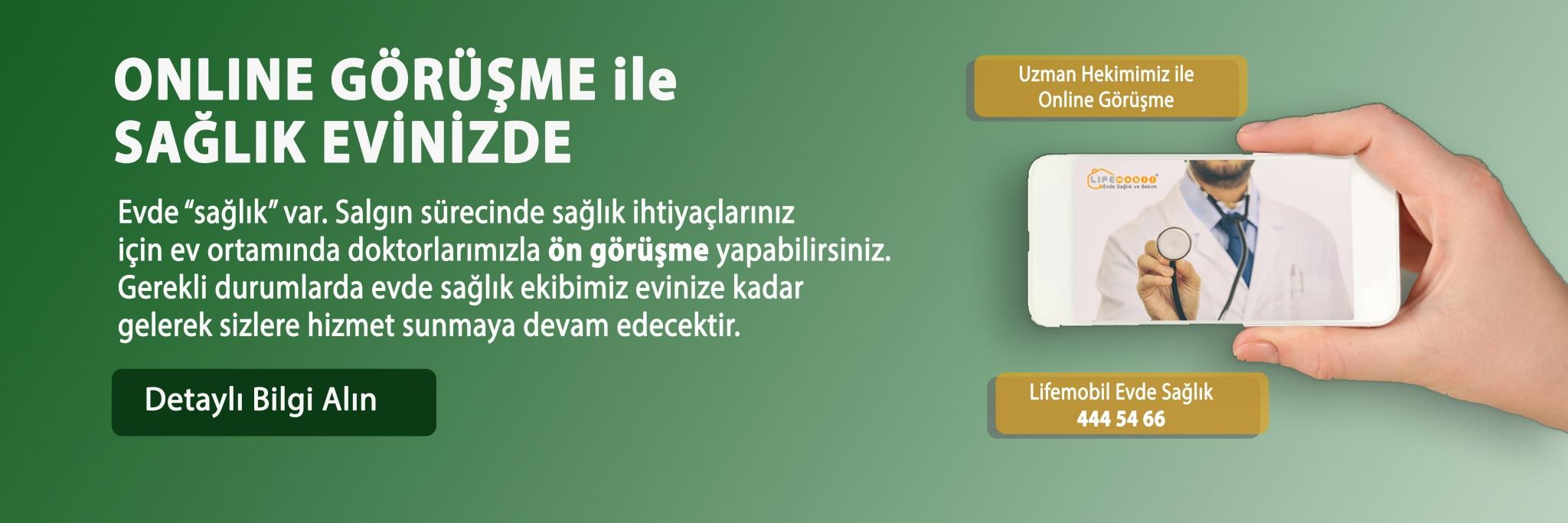 Online Görüşme Formu