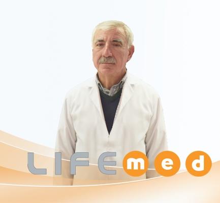 Uzm. Dr. Ali İhsan İLHAN